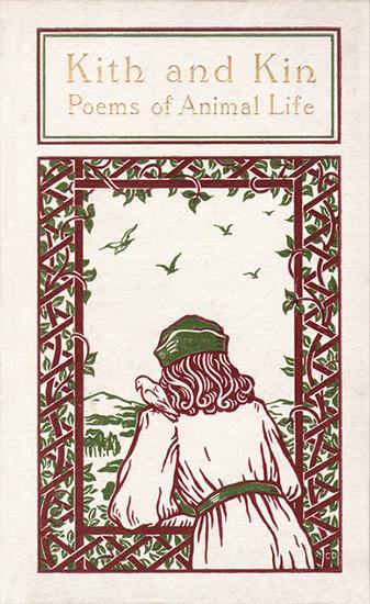 Kith and Kin, Poems of Animal Life - Henry S. Salt