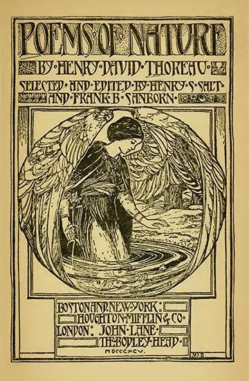 Thoreau's Poems of Nature - Henry S. Salt