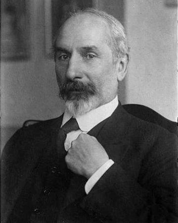 Lord Sydney Olivier
