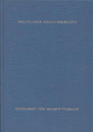 Miscellanea Anglo-Americana