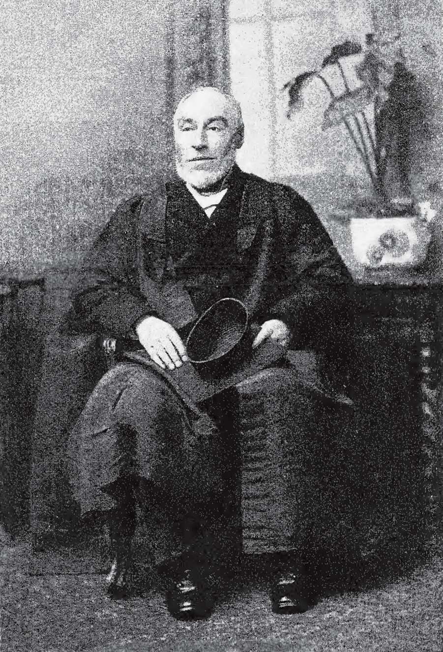 Rev James Leigh Joynes - Lower Master of Eton 1878-1887