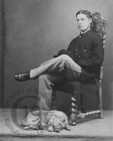 Colonel William Lisle Blenkinsopp Coulson
